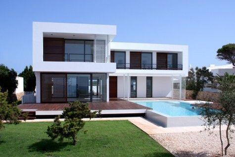 Maison Contemporaine Construite A Martigues Avec Un Style
